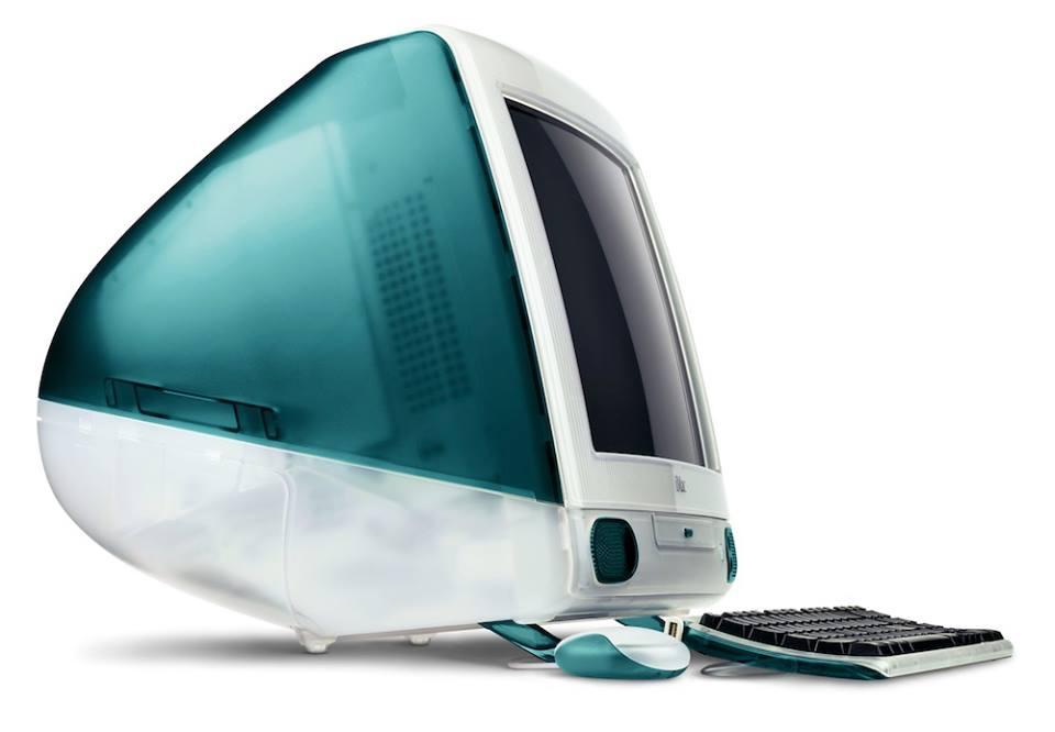 premier objet qui a fait de moi un apple addict iMac G3