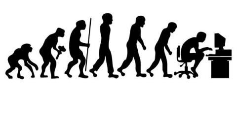 évolution vers la technologie imposee