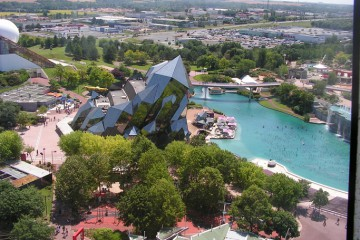 Parc Futuroscope weekend