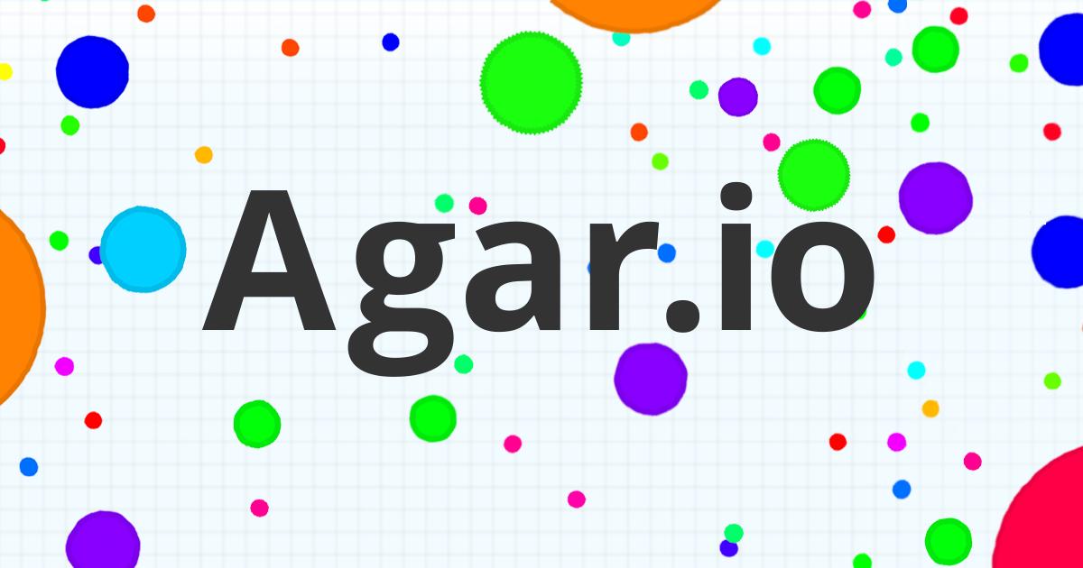 jeux mobiles agar.io iOS