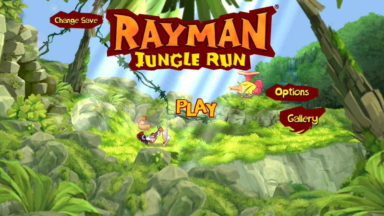 jeux mobiles rayman jungle run