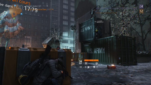 extraction dark zone the division