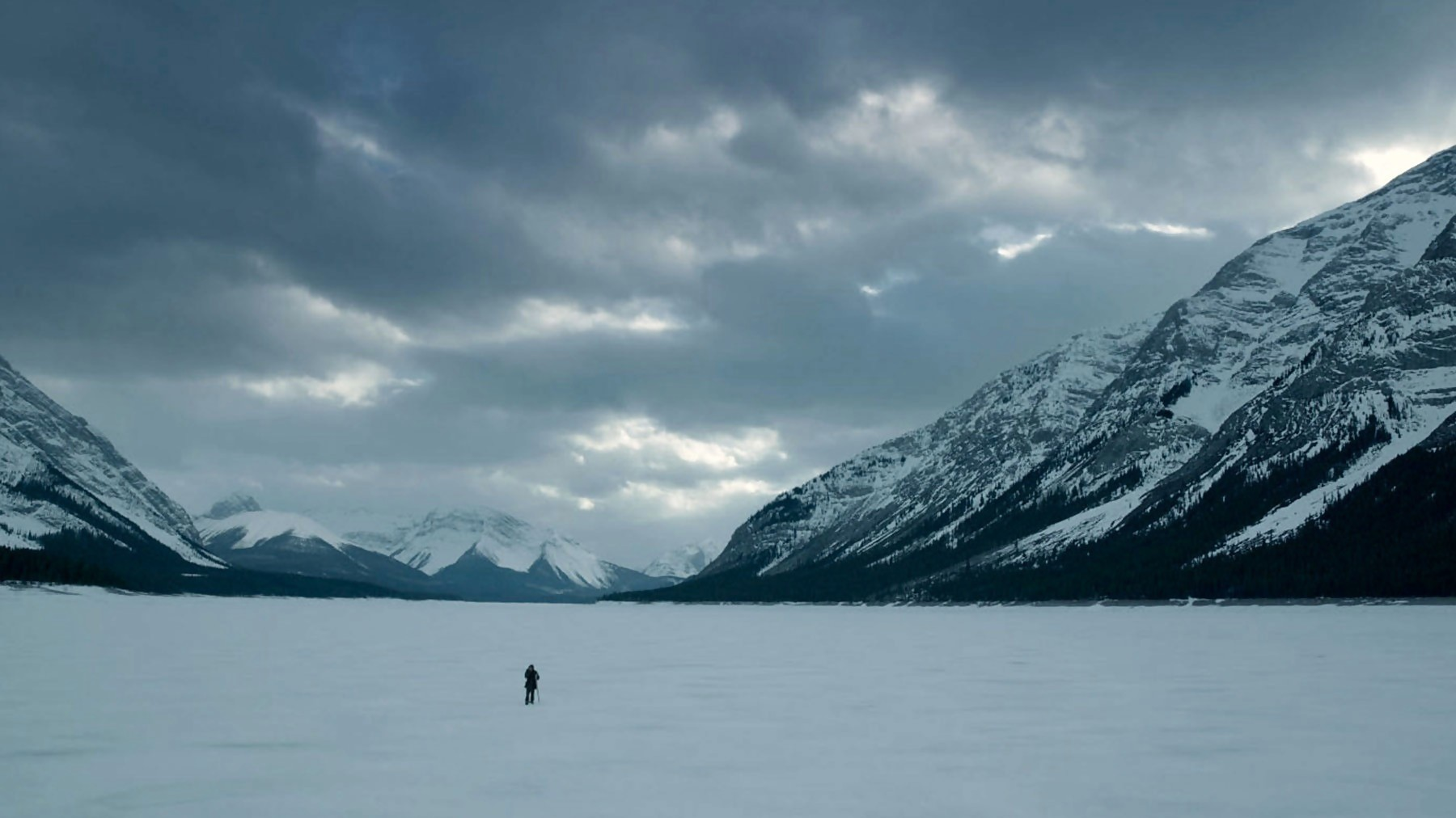 paysages the revenant