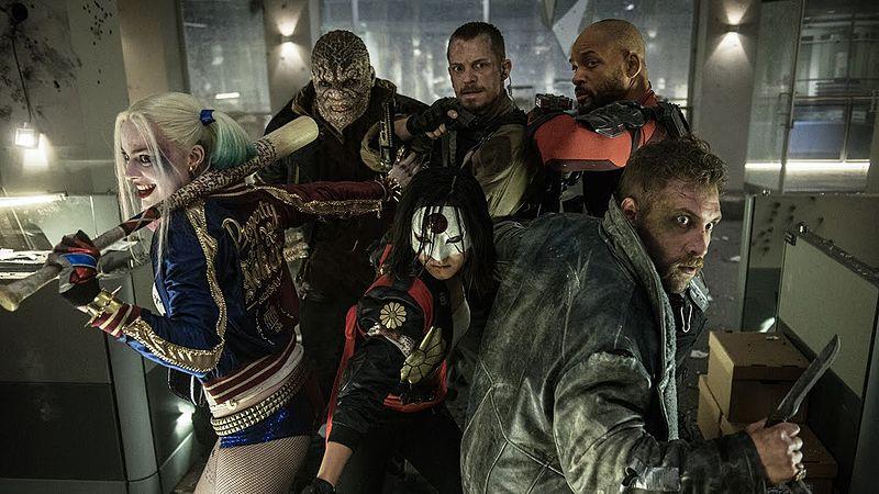 film super héros suicide squad