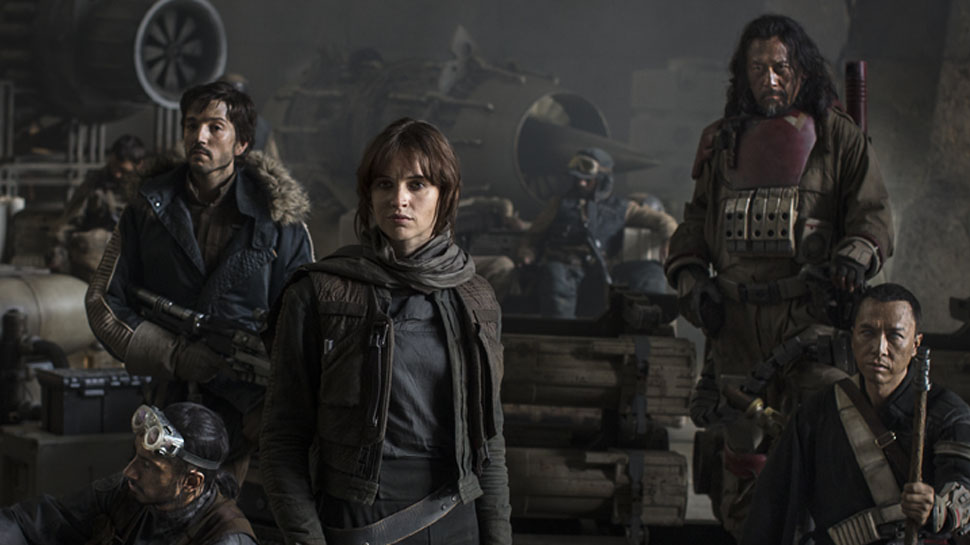 Casting star wars rogue one