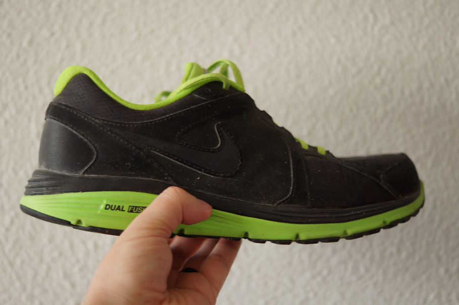 chaussures nike running dualfusion