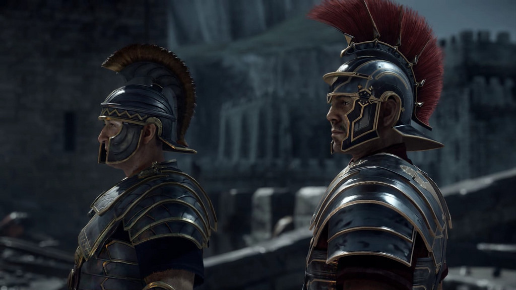 graphismes consoles new-gen ryse