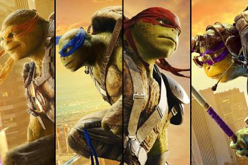 ninja turtles 2 poster article