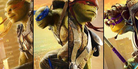 ninja turtles 2 poster article