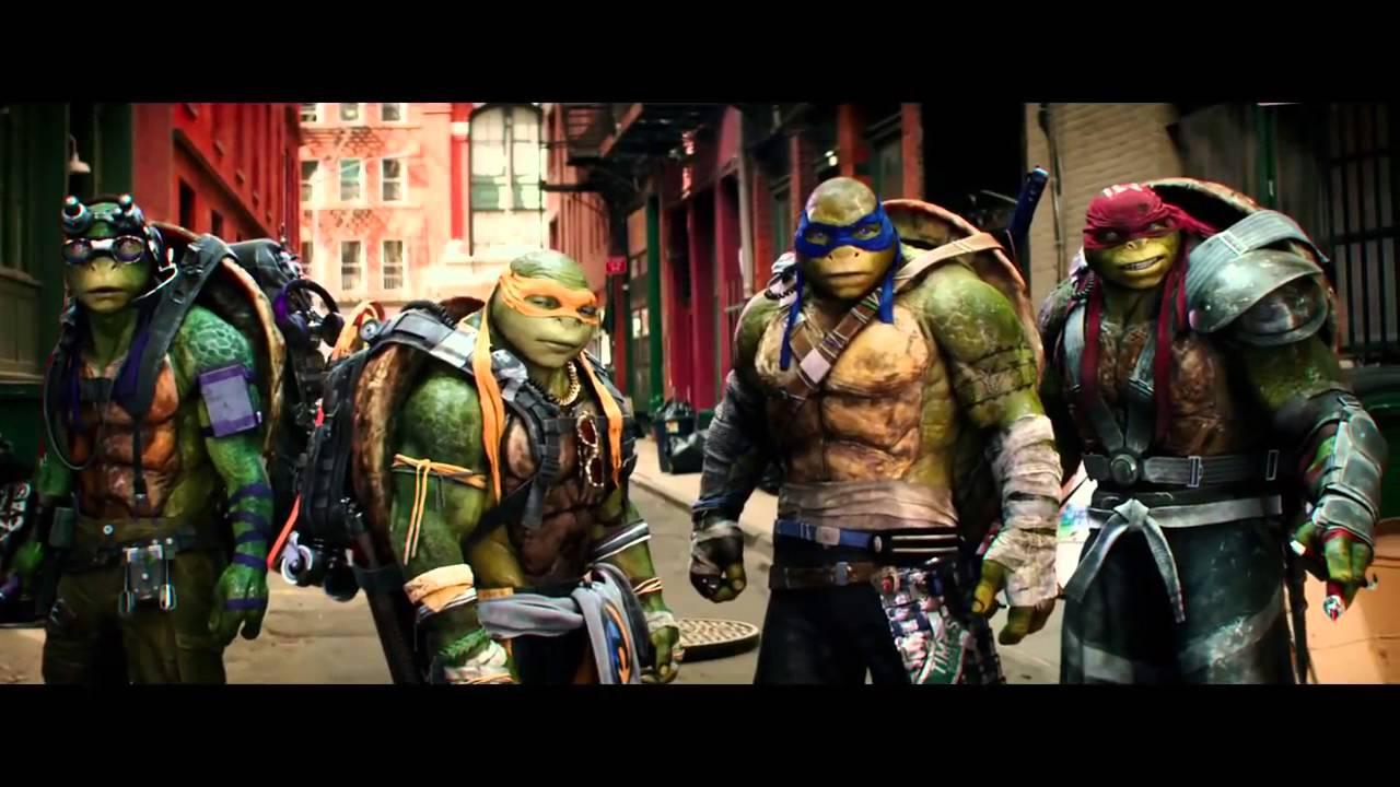 ninja turtles 2 avis critique blog