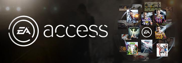 service ea access catalogue the vault jeux location
