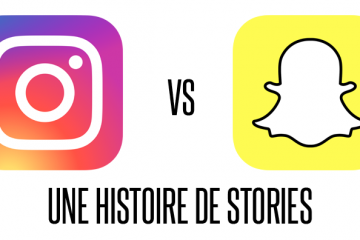 Instagram stories avis contre snapchat