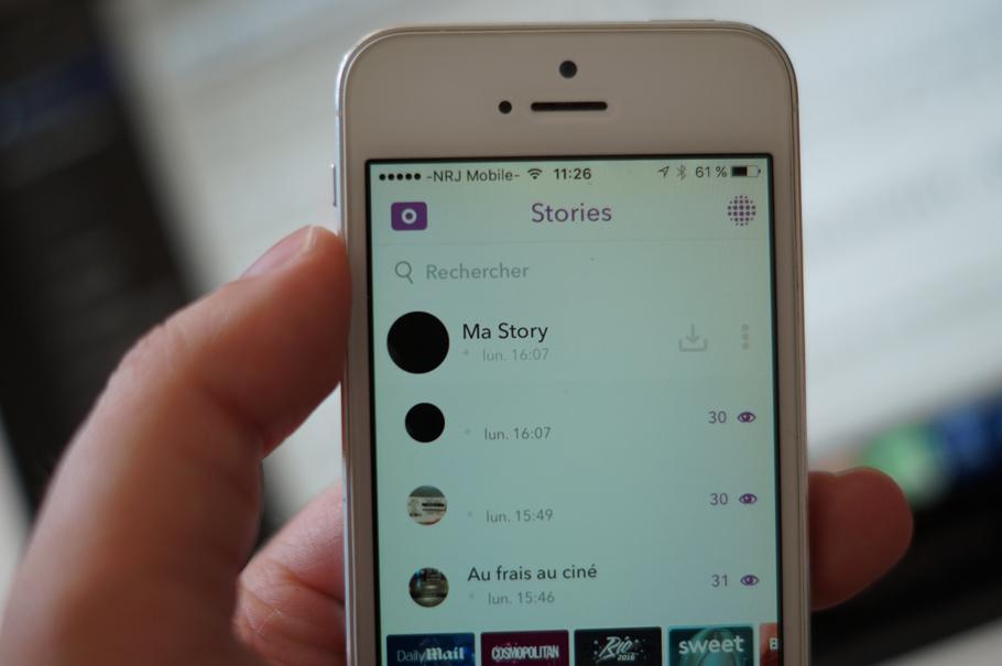 story snapchat prive vs instagram stories