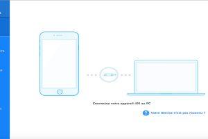 logiciel gestion stockage iOS imyphone