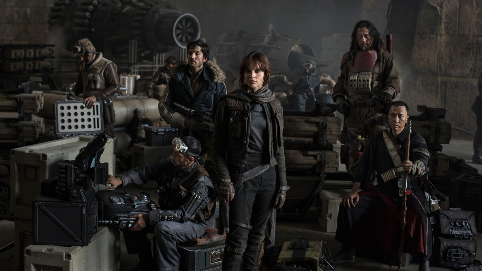 personnages rogue one alliance star wars geeketc