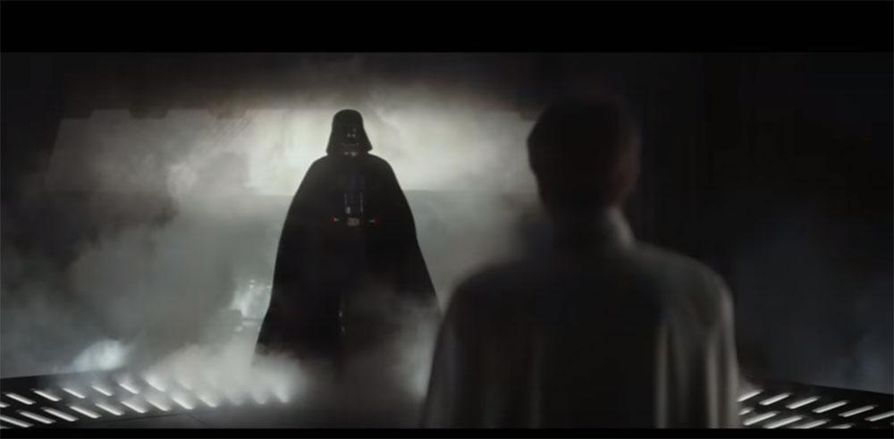 dark vador rogue one star wars story avis francais