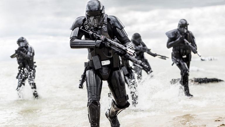 nouveaux death troopers rogue one star wars avis geeketc