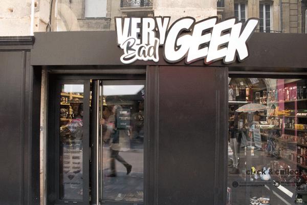 nouvelle boutique geek bordeaux very bad geek geeketc blog