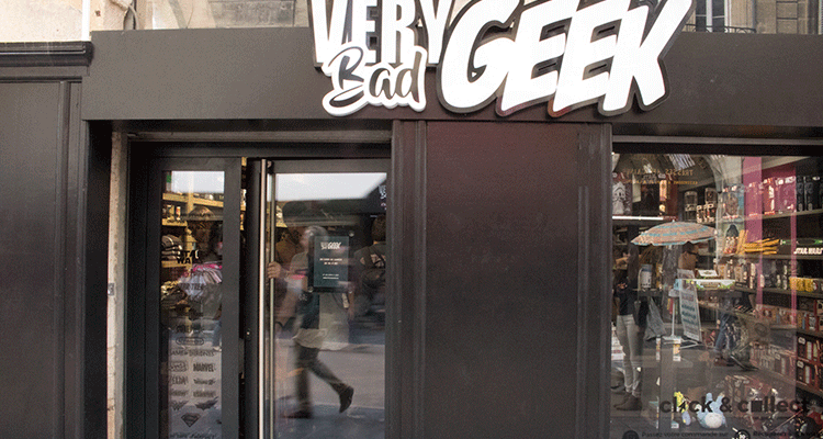 nouvelle boutique geek bordeaux very bad geek geeketc blog