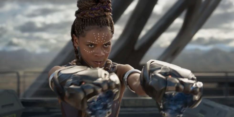 critique black panther marvel geeketc