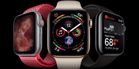 pourquoi acheter apple watch series 4