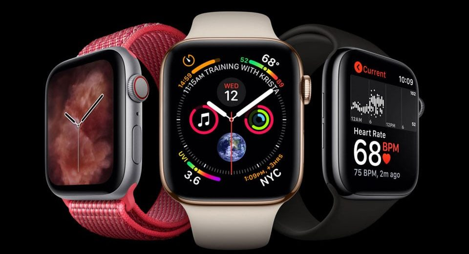 pourquoi acheter apple watch series 4