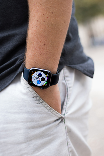 taille apple watch 44mm