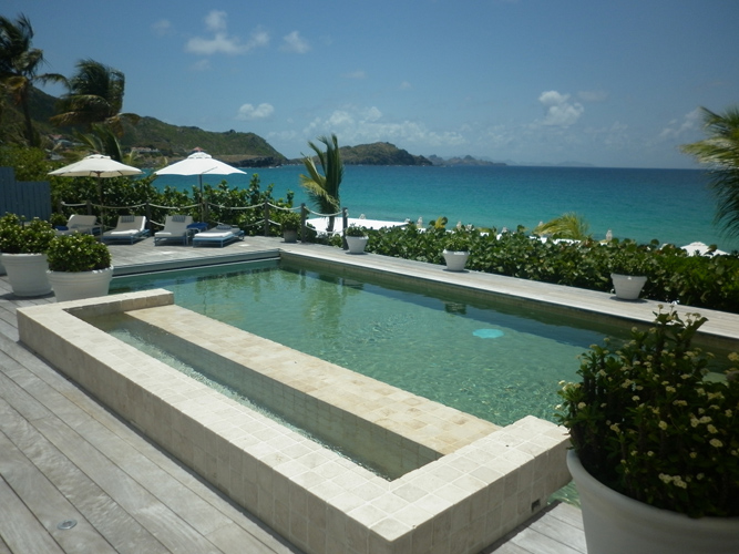 Saint Barth island