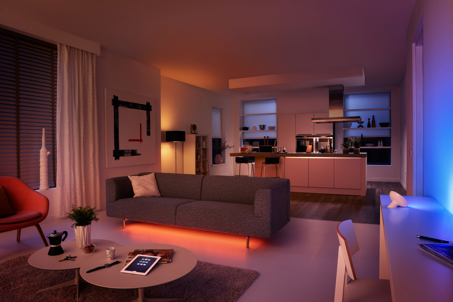 lampes philips Hue
