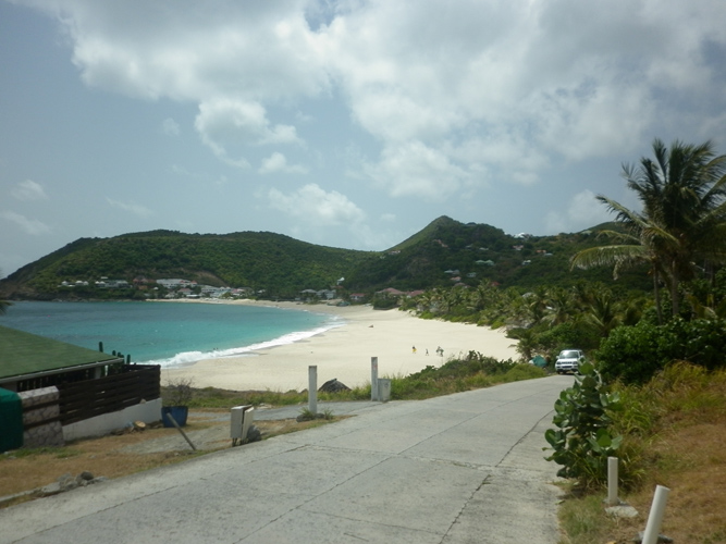 baie flamand st barth