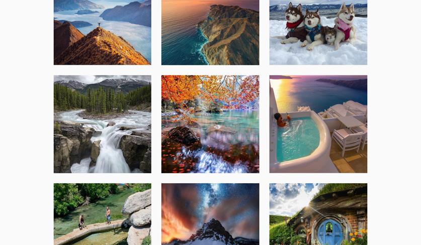 comptes instagram voyges aroundtheworldpix