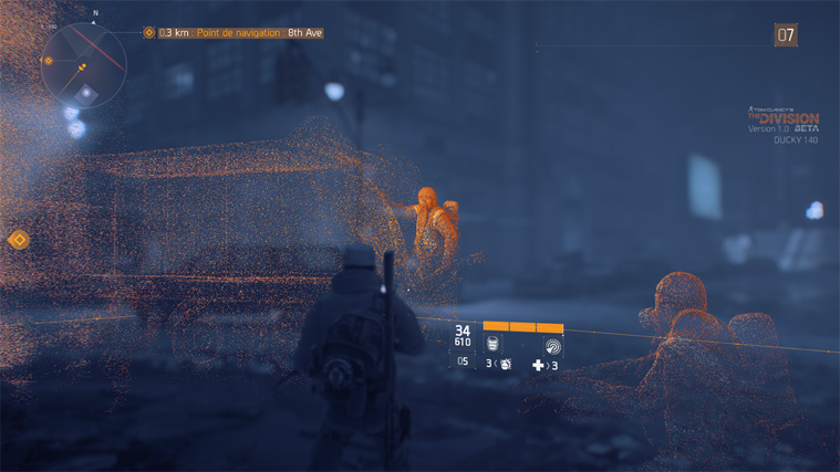 avis sur la beta de the division echo