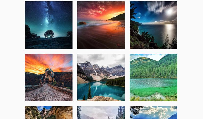 comptes instagram voyages favoris discovernature