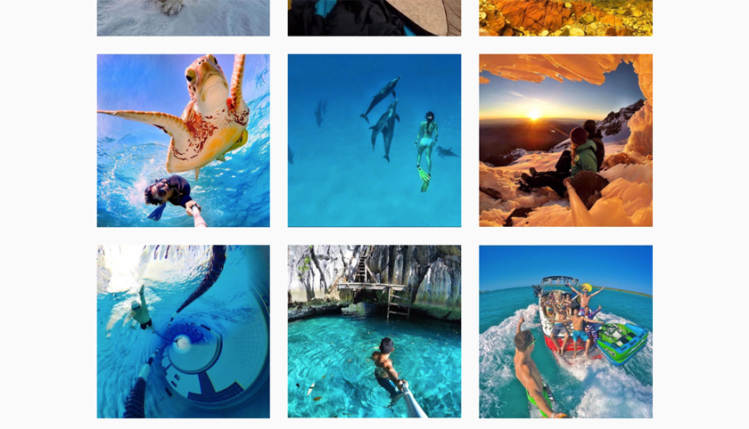 comptes instagram voyages gophotography