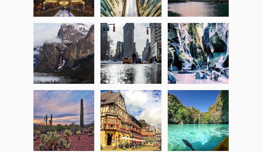 matadornetwork compte instagram voyages favori