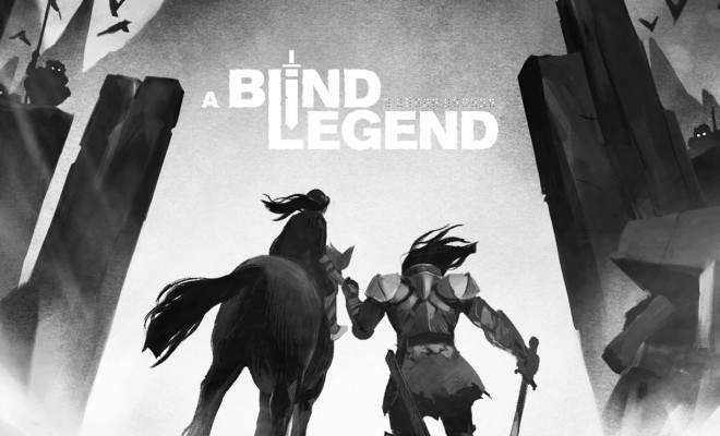 Jeux mobiles a blind legend