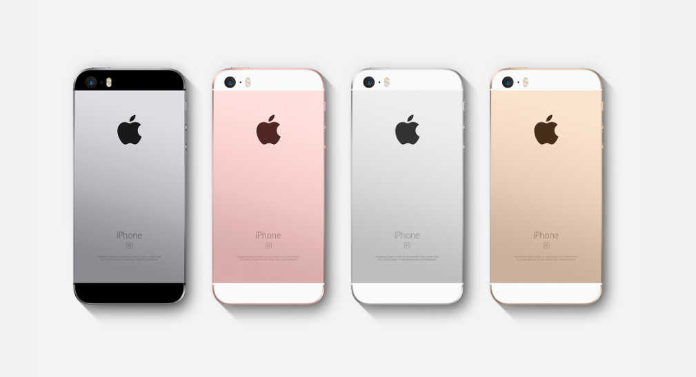 coloris iPhone 6 pour iPhone se