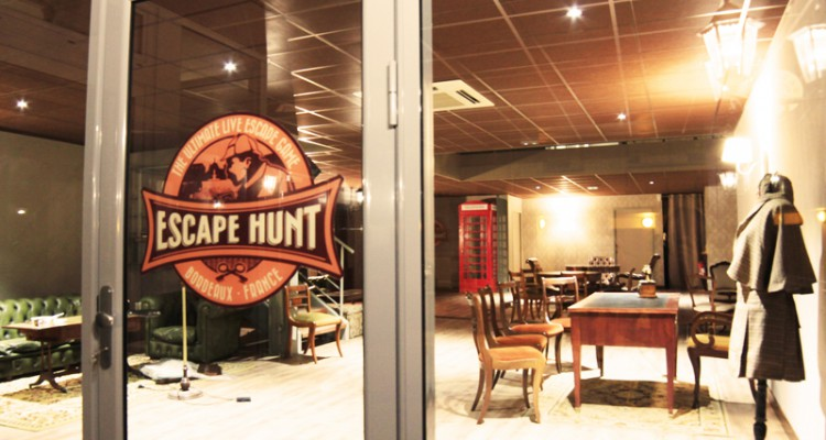 avis escape hunt bordeaux