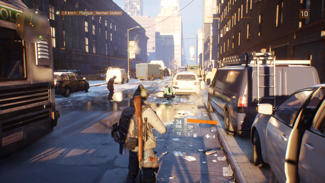test graphisme the division