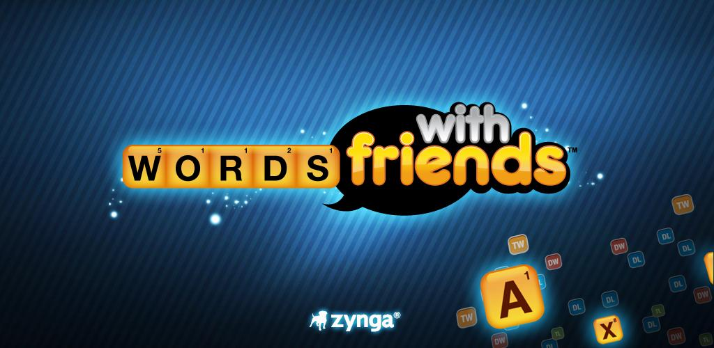words with friends jeux mobiles