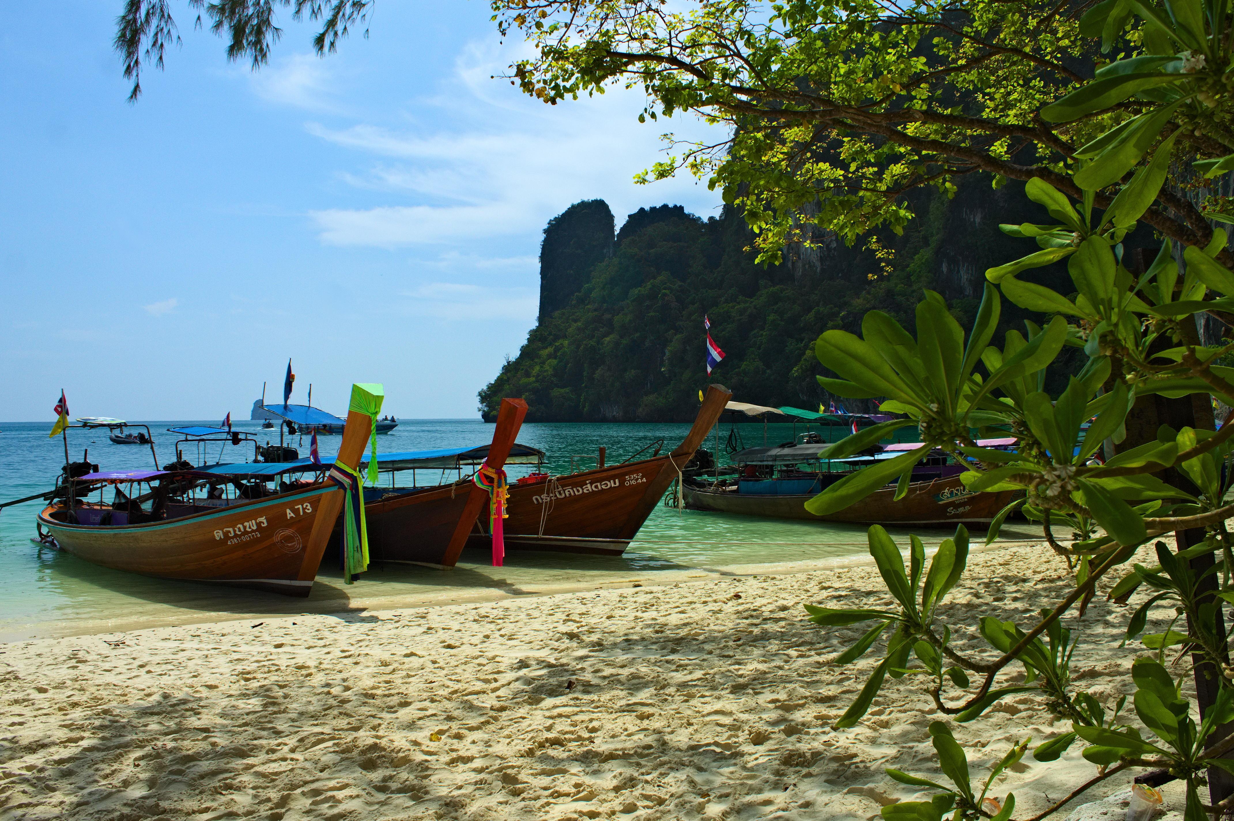 la thailande est très haute dans ma liste des voyages à faire