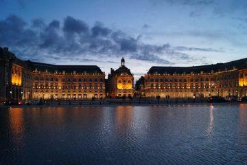 Bordeaux city guide place de la bourse unesco