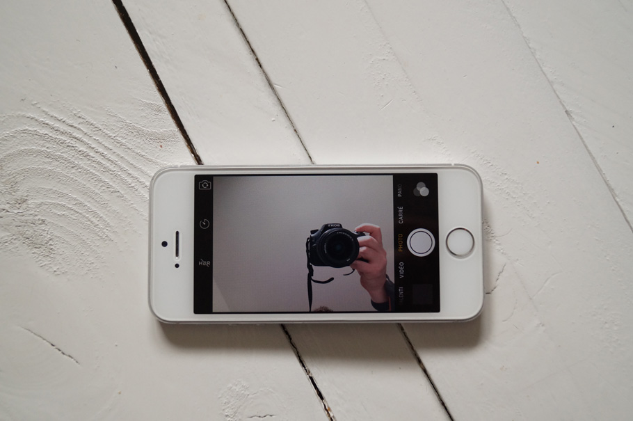 on peut utiliser son telephone pour faire un vlog