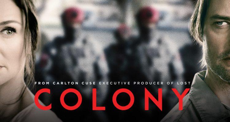 avis sur la série colony