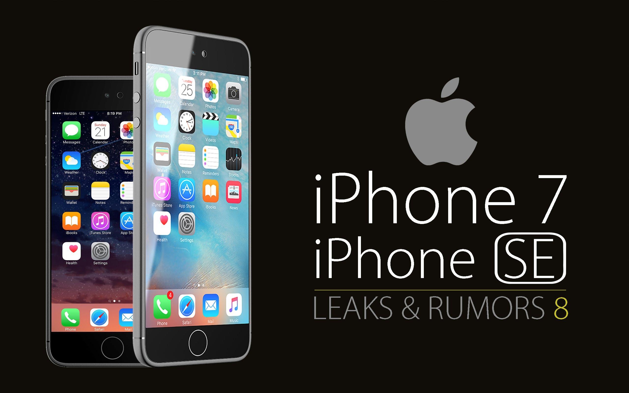 même Apple n'échappe plus aux fuites et rumeurs