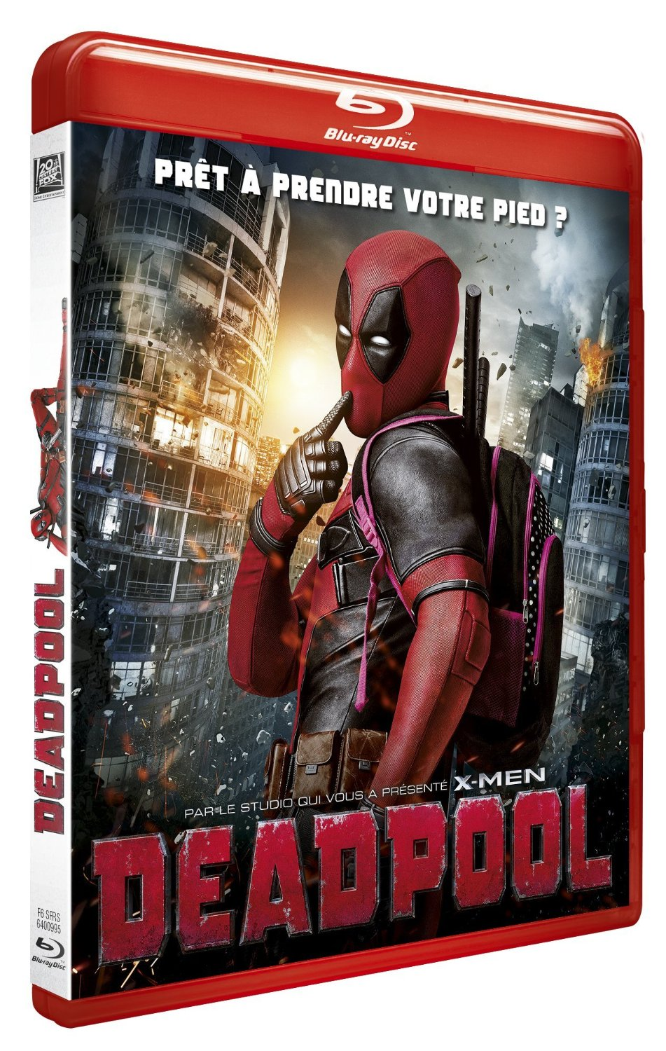 wishlist geek bluray deadpool