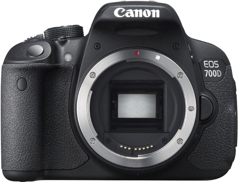 Canon 700D nu wishlist geek