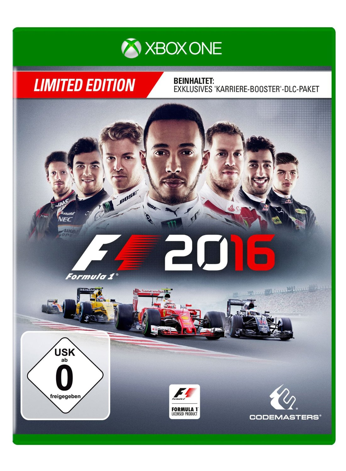 wishlist geek F1 2016