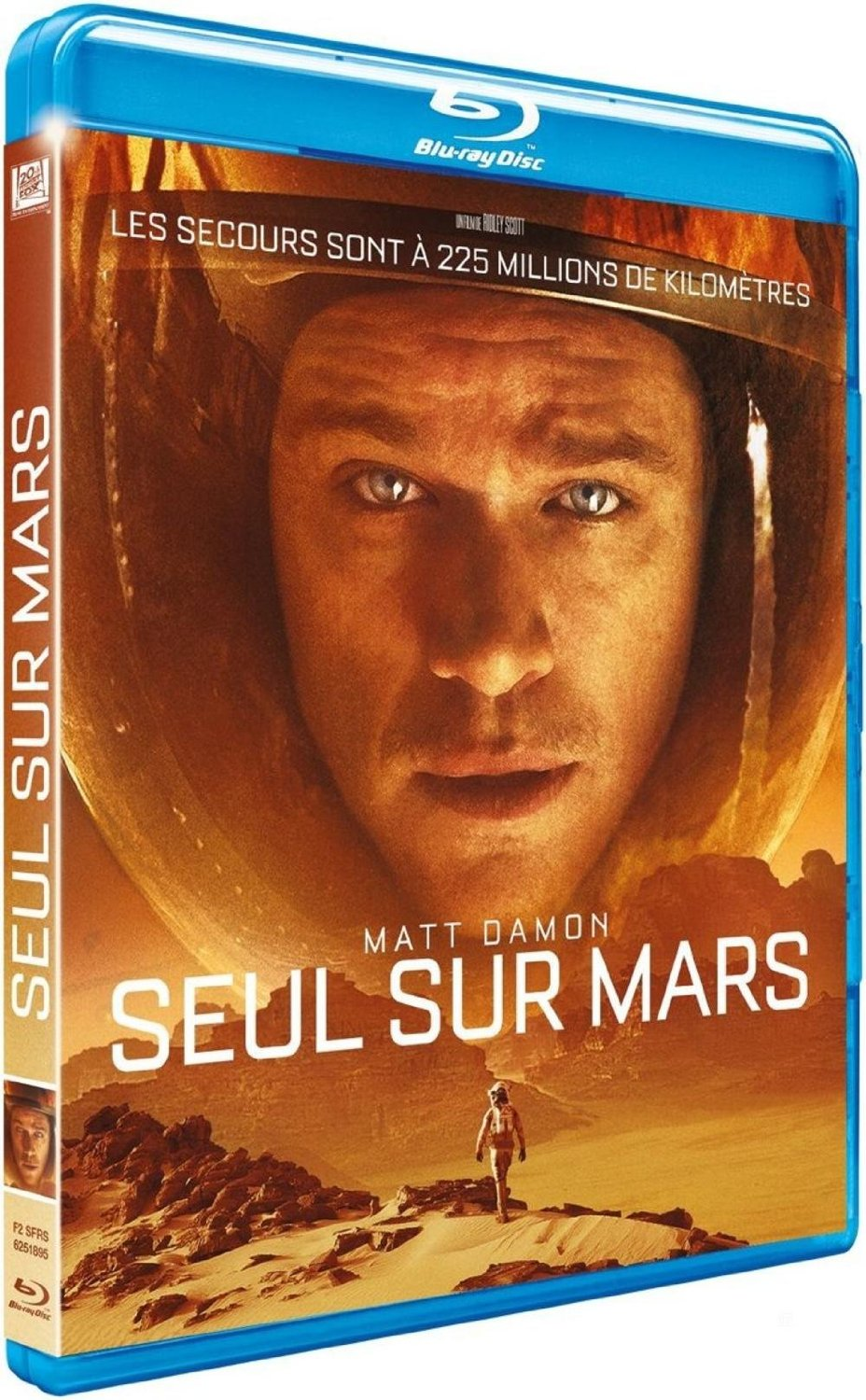 blurry the martian dans la wishlist geek