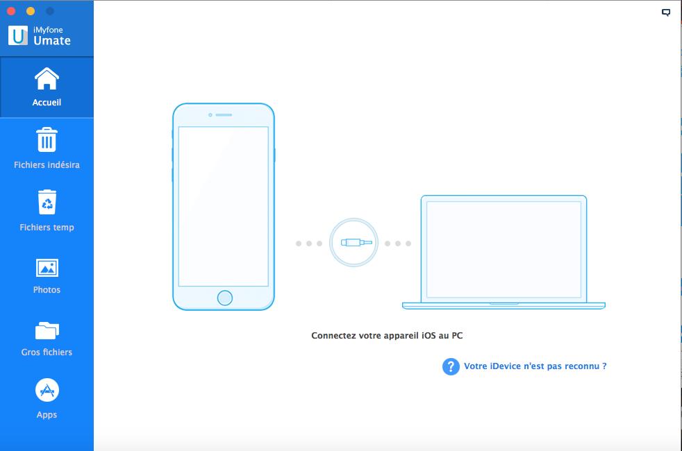 liberer de l'espace sur son iPhone iPad